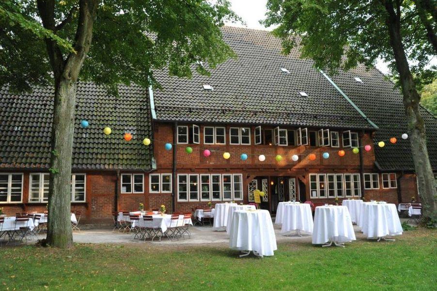 Das Bauernhaus in Hamburg