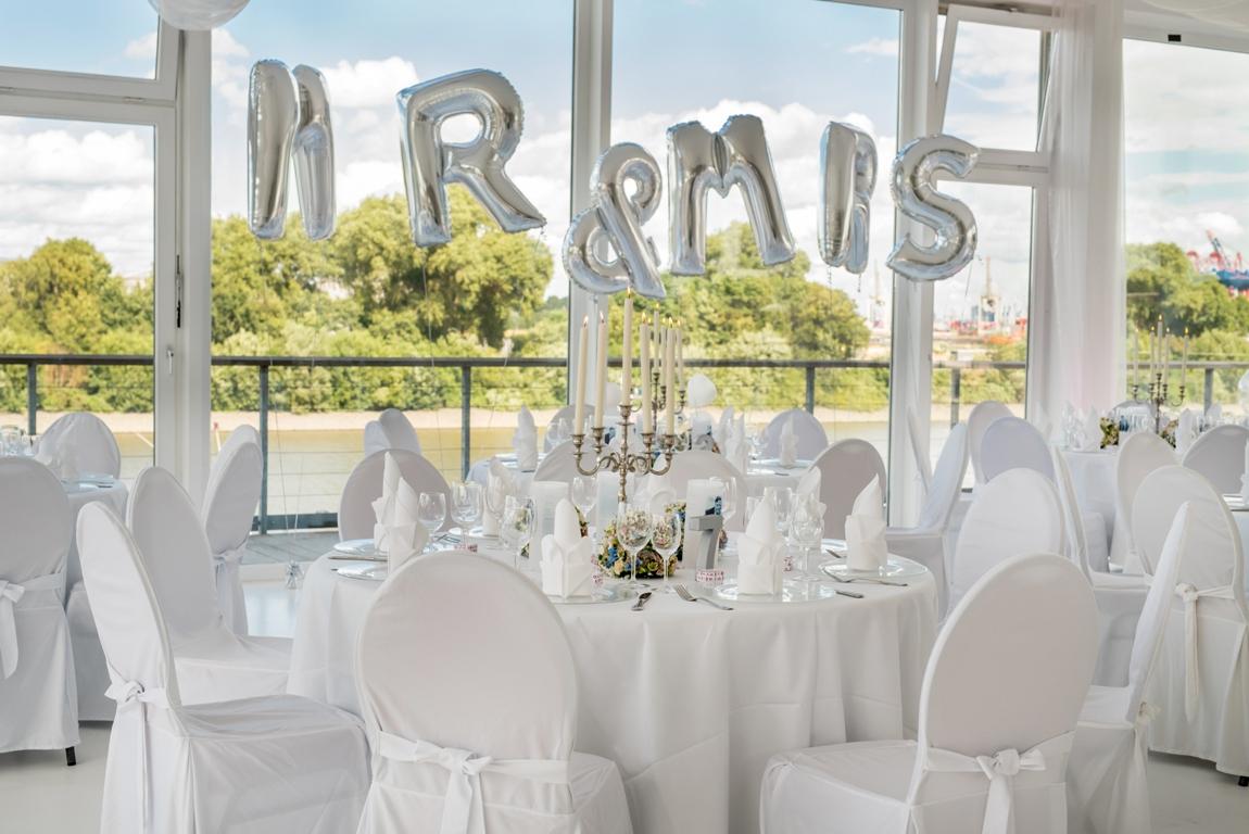 Hochzeitsfeier Hamburg