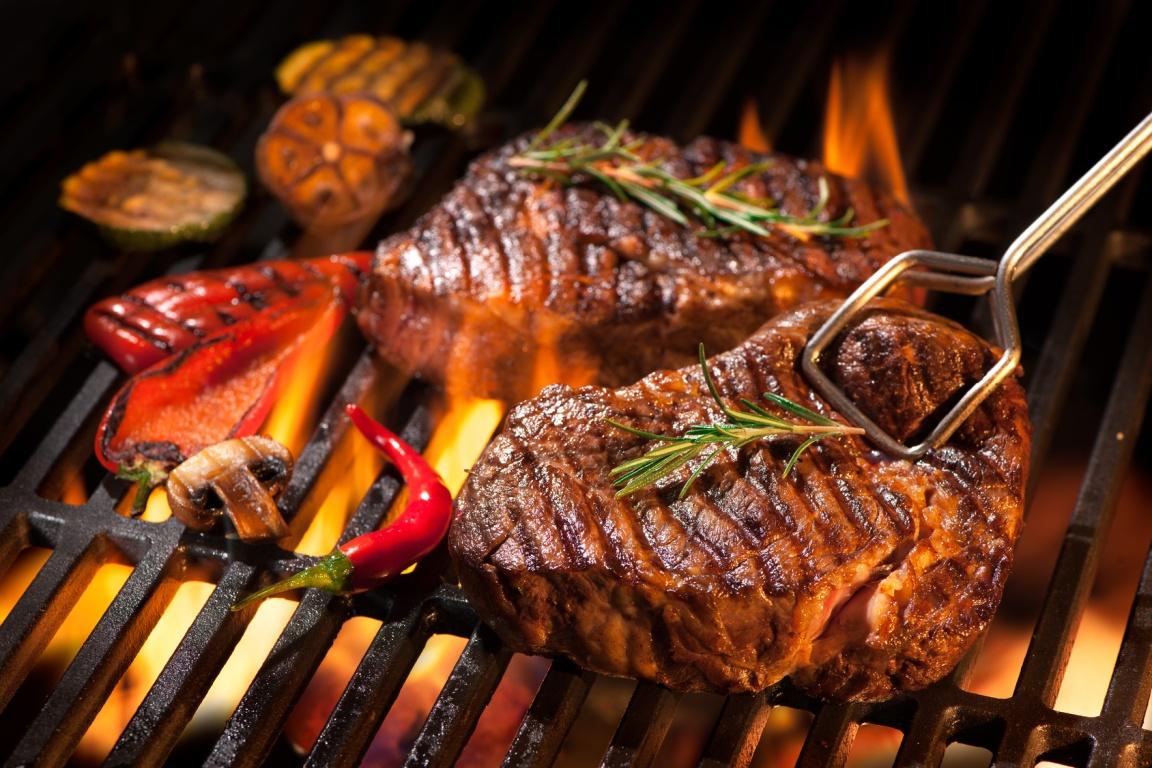 BBQ, Grillbuffet